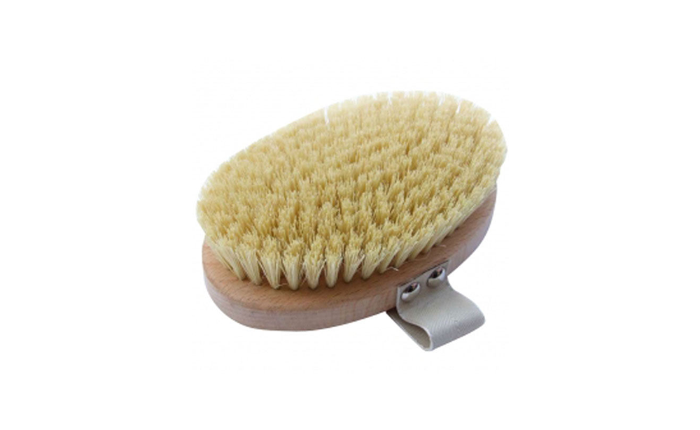 Dry-Body-Brushing
